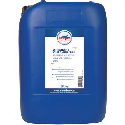 Arrow C034 Aircraft Cleaner 281 20Lt Drum