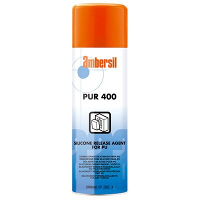 Ambersil PUR400 Silicone Release Agent 500ml Aerosol