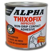 Thixofix Easy Spread Contact Adhesive 250ml Can