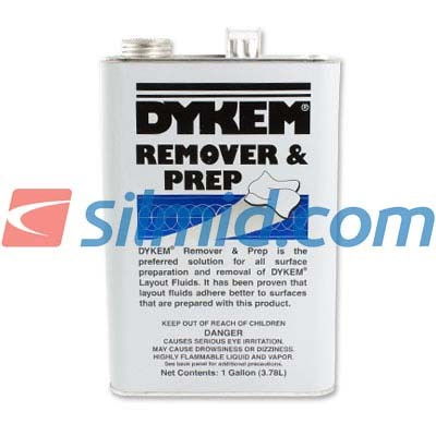 Dykem Remover and Prep Cleaner 1USG Can