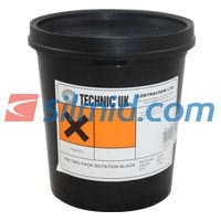 Lektrachem 554 2 Part Epoxy Notation / Marking Ink Black 1Kg