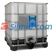 ZOK MX Compressor Cleaner Concentrate 1000Lt International Bulk Container