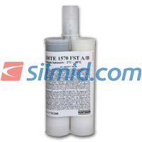 Araldite 1570 FST A/B 2-Part Aerospace Epoxy Adhesive 200ml Cartridge (Fridge Storage 2-8°C)