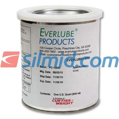 Everlube 620A MoS2 Solid Film Lubricant Concentrated 1 USQ (946ml)