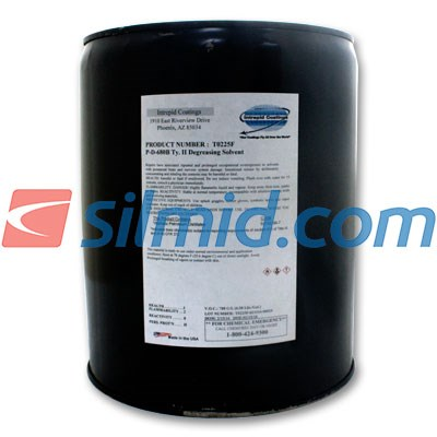 Intrepid Coatings Degreasing Solvent 5USG Can (Meets MIL-PRF-680C Type II)