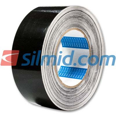 NITTO P-306L Anti-Corrosion Vinyl Protection Tape Black 50mm x 30Mt Roll