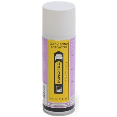 Innotec Quick Bond Activator 150ml Aerosol Can
