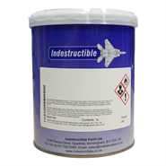 Indestructible Paint PL258 White Marking Ink 1Lt Can