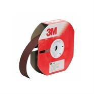 3M 314D Abrasive (Cloth Backed) Red 25mm x 25Mt Roll in various grit levels