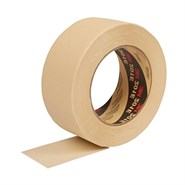 3M 201E Premium General Purpose Masking Tape Beige in various sizes