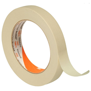 3M 2364 Performance Masking Tape Tan 36mm x 55Mt x 6.5mm Roll