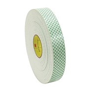 3M 4016 Double Coated Urethane Foam Tape 19mm x 13.7m x 1.6mm Roll