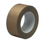 3M 5453 PTFE Glass Cloth Tape 2in x 36yd Roll