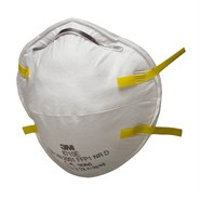 3M 8710 Un-Valved Disposable Respirator Mask (Pack Of 240)