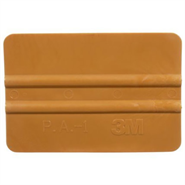 3M PA-1-G Gold Squeegee For Polyurethane Tape Application
