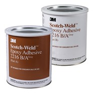 3M Scotch-Weld EC-2216 B/A Epoxy Adhesive Grey 1USP Kit *BMS5-92L Type 1 *DHMS A6.12 Issue C Type 1