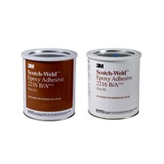 3M Scotch-Weld EC-2216 B/A Epoxy Adhesive Grey 1.6Lt Kit