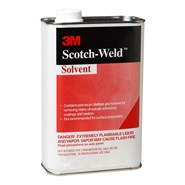 3M Scotch-Weld Solvent No.1 1Lt Tin