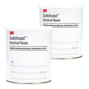 3M Scotchcast 251 Electrical Resin 9.1Kg Kit