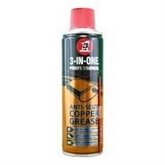 3 In 1 Antiseize Copper Grease 300ml Aerosol