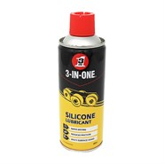 3 In 1 Silicone Spray 400ml Aerosol