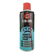 3 In 1 White Lithium Grease 400ml Aerosol