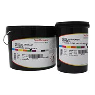 Sun Chemical XZ15T & XZ17B T Series Solder Resist 2.67Kg Kit
