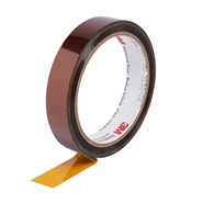 3M 92 Polyimide Film Electrical Tape 12mm x 33Mt Roll