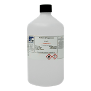 Acetone 1Lt Bottle