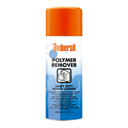 Ambersil Polymer Remover (Heavy Duty Mould Cleaner) 400ml Aerosol