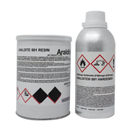 Araldite 501 A/B Composite Repair Adhesive 1.15Kg Kit