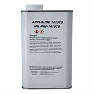 Arpolube 14107 Weapon Oil (O-157) 1USQ Can *MIL-PRF-14107D
