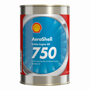 Aeroshell Turbine Oil 750 1USQ Can *DEF STAN 91-98 *O-149 *OX-38