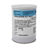 Araldite AY103-1 Epoxy Resin 1Kg Can *ABP5-1158 *ABR2-0184