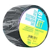 Advance Tapes AT7 Black PVC Electrical Insulation Tape
