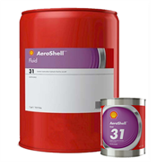 AeroShell Fluid 31 in various sizes
