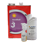 AeroShell Fluid 3 in various sizes