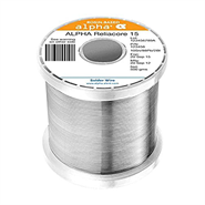 Reliacore 15 63/37 3.3% Leaded Rosin Fluxed Solder Wire 0.75mm