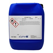 Alpha RF800T Rosin Flux 10Lt Container