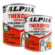 Alpha Thixofix Easy Spread Contact Adhesive