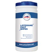 Arrow Lotoxane Fast Lint Free Degreaser 85 Wipe Tub *CSS253