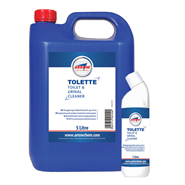 Arrow C520 WR1 Tolette Toilet Cleaner in various sizes