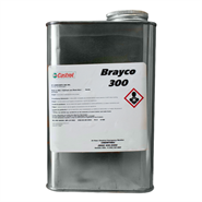 Castrol Brayco 300 Water Displacing Lubricating Oil 1USQ Can *MIL-PRF-32033 Type I