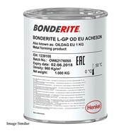 Bonderite L-GP Oildag EU in various sizes