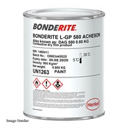 Bonderite L-GP 580 BO Multi-Purpose Lubricant 0.85Kg Can *MSRR3001 (was Acheson)