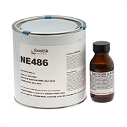 Bostik NE486 Solvent Borne Adhesive (with Bostikure D200) 5Lt Kit *AFS1413