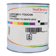 Toucan White Ink 67-W50 1Kg Can