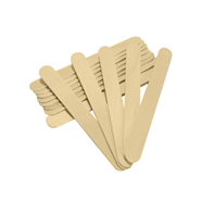 Wood Tongue Depressors (Pack of 100 Pieces)