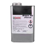 Castrol Brayco 363 Lubricating Oil (OM-12) (O-142) 1USQ Can *MIL-PRF-7870C