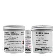 Cho-Bond 1029 Flexible Electrically Conductive Silicone Adhesive with 1085 Catalyst 3oz Kit *DCM151